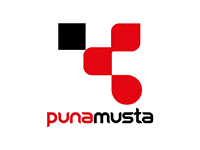 punamusta small